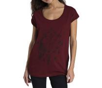All Night - T-Shirt für Damen - Rot