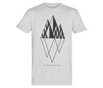 Zimtstern Gem - T-Shirt für Herren - Grau