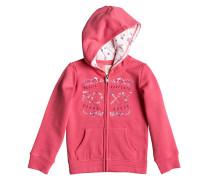 Heart - Kapuzenjacke für Mädchen - Pink
