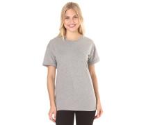 Carrie - T-Shirt für Damen - Grau