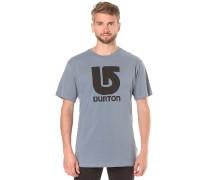 Logo Vertical - T-Shirt für Herren - Blau