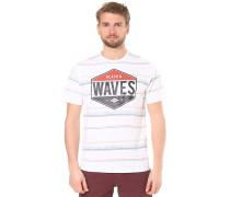 Printed Stripe - T-Shirt für Herren - Streifen