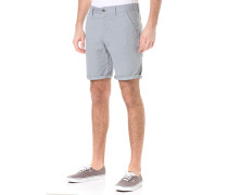 Friday Night - Chino Shorts für Herren - Grau