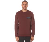 Floki Crew - Sweatshirt für Herren - Rot