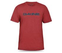 Da Rail - T-Shirt für Herren - Rot