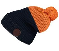 Dial Wool Mix - Mütze für Herren - Orange
