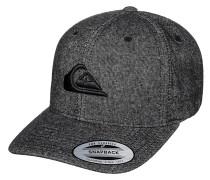 Decades Plus - Snapback Cap für Herren - Schwarz