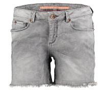 Endless Denim - Shorts für Damen - Grau