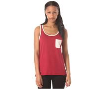 Tilda - Top für Damen - Rot