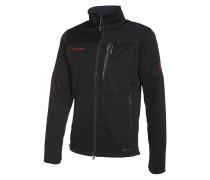 Ultimate Softshell - Jacke für Herren - Schwarz