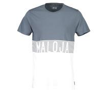 HaarlemM. - T-Shirt - Blau