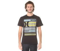 Blocked Warp Sport - T-Shirt für Herren - Schwarz