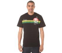 Welcome To Paradise - T-Shirt für Herren - Schwarz