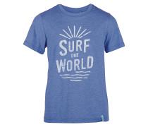 Arne - T-Shirt für Jungs - Blau