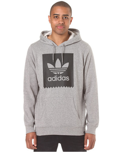 adidas herren basic hd kapuzenpullover f r herren blau reduziert. Black Bedroom Furniture Sets. Home Design Ideas