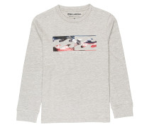 Inverse - Langarmshirt für Jungs - Grau
