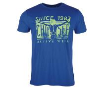 Ottfried - T-Shirt für Herren - Blau