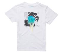 Haze - T-Shirt für Jungs - Weiß