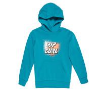 Slant Logo - Kapuzenpullover für Jungs - Blau