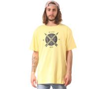 Arrow - T-Shirt für Herren - Gelb