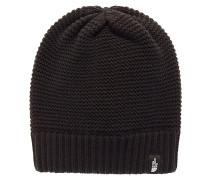 Purrl Stitch - Mütze für Damen - Schwarz