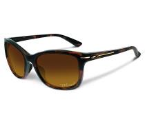Drop In - Sonnenbrille für Damen - Braun