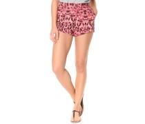 Tiki - Shorts für Damen - Mehrfarbig