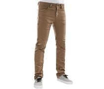 Skin - Jeans für Herren - Braun