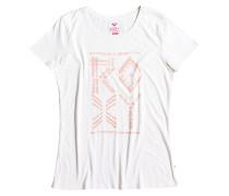 Crew Rxy Tribes - T-Shirt für Damen - Weiß