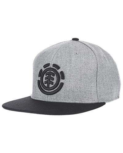 Knutsen B Snapback Cap - Grau