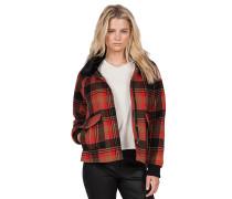 Chikity Check - Jacke für Damen - Braun