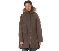 Hannah - Mantel für Damen - Beige
