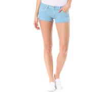 Elsie - Shorts für Damen - Blau