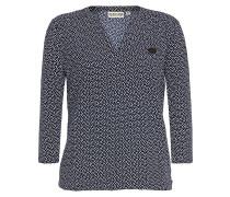 Excuse My French II - Bluse für Damen - Blau