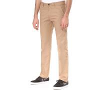 Straight Flex - Stoffhose für Herren - Beige