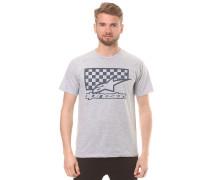 Checkbox - T-Shirt für Herren - Grau