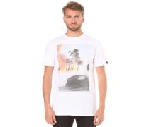 Wavethunder - T-Shirt für Herren - Weiß