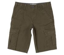 Scheme - Cargo Shorts für Jungs - Grün