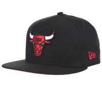 Team Classic Chicago Bulls - Snapback Cap für Herren - Schwarz