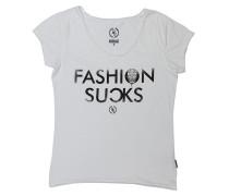 Fsucks - T-Shirt für Damen - Weiß