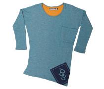 Bb Grey Pocket - Sweatshirt für Herren - Blau