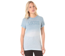 Fade Drop Rocker Slim - T-Shirt - Blau