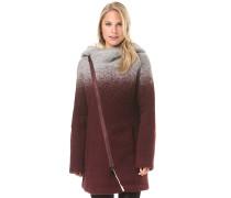 Västeras II - Mantel für Damen - Rot