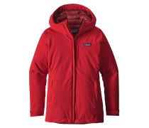 Windsweep Down - Outdoorjacke für Damen - Rot