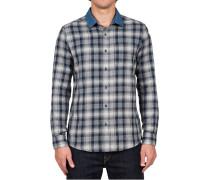 Payne L/S - Hemd für Herren - Blau