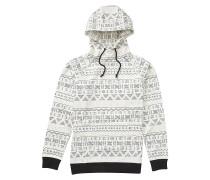 Out Fever Bonded - Kapuzenpullover für Damen - Weiß