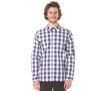 Classic Check - Hemd für Herren - Blau
