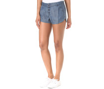 Until Sunrise - Shorts für Damen - Blau
