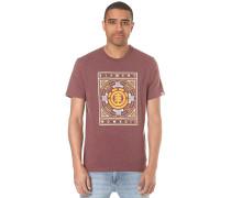 Emblem - T-Shirt für Herren - Rot