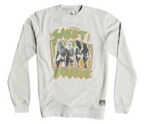 Paradise Crew - Sweatshirt für Herren - Weiß
